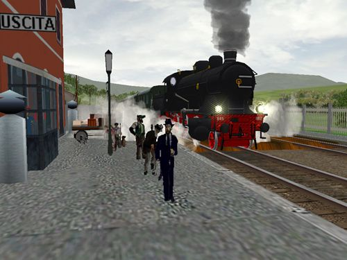 Which train simulation do you recommend? [Archive] - SOH Forum